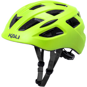 Kali Central Helm matt neongelb